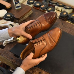 Shoe Care Service - New Shoes Ready to Wear