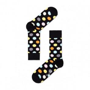 Happy Socks - Big Dots Black