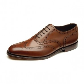 Loake Buckingham - Brown UK 11 - Stock Clearance