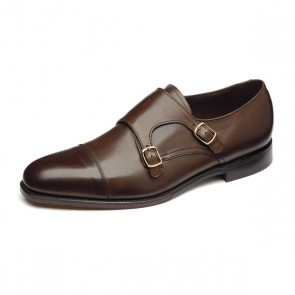 Loake Cannon - Dark Brown
