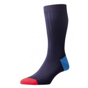 Pantherella Socken - Kontrast