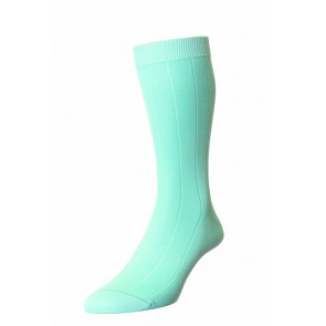 Pantherella Socken - Light Turquoise