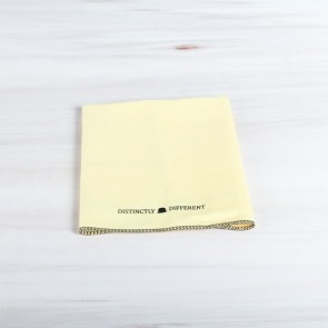 Polishing cloth, 100% cotton